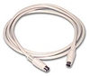 CABLES TO GO 09471 KEYBOARD_MOUSE_CABLE_PIN_DIN_PS_2_STYLE_MALE_PIN_DIN_PS_2